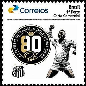 2020 - Pelé - 80 anos (pré-pedido disponível a partir de 30/10)