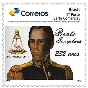 2020 Bento Gonçalves, maçom Grau Rosa Cruz 232 anos - SP