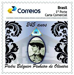 2020 - Padre Belquior  Pinheiro de Oliveira foi um político, maçom e religioso brasileiro