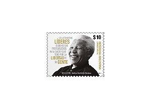 2014 Argentina Homenagem a Nelson Mandela