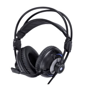 HEADSET HP GAMER - H300 BLACK - 2.1 - COM VIBRACAO