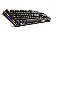 Teclado Mecanico Gamer Rgb Usb Abnt2 Switch Blue Knup Kp2046