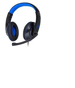 Headset gamer vx gaming v blade ii P2 com microfone retrátil