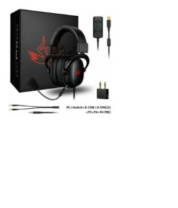 Headset Gamer Ps4 Ps3 Xbox One Pc Notebook Celular KP-466