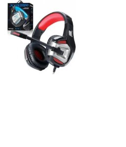 Headset Gamer 7.1 Xsoldado Ghx1800 Usb  P2 Ps3 ps4 Vermelho