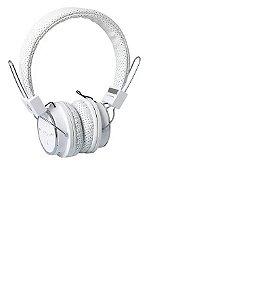 Fone De Ouvido Headphone Bluetooth P2 Auxiliar Rádio
