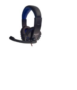 Fone De Ouvido Com Microfone Headset Gamer Pc Tecdrive F-1