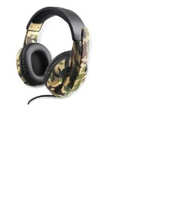 Headset Gamer Fone Camuflado P2 Pc Xbox One Ps4 Ps5