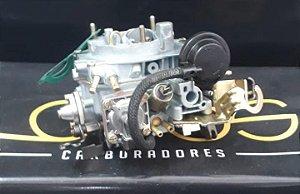 Carburador Quantum 90/91 Motor 2.0 3e Brosol Gasolina Original