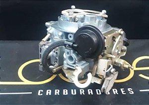 Carburador Santana 89/90 Motor 2.0 3e Brosol Gasolina Original