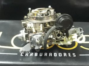 Carburador Versailles 92/93 Motor 2.0 Álcool 3e Brosol Original