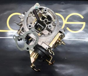 Carburador Chevette 1992 1.6 Álcool Modelo 2e Brosol Original