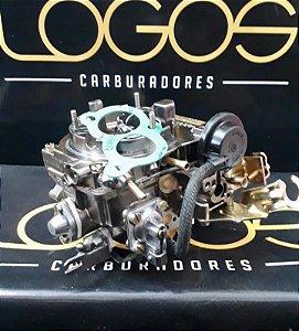 Carburador Logus 1993 Motor 1.8 2e Brosol Original Álcool