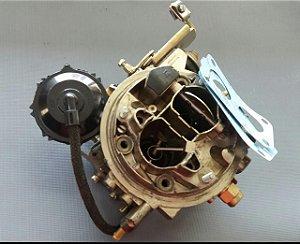 Carburador Escort 89 Tldz Weber 495 Motor 1.8 Álcool Original