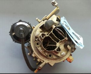 Carburador Tldz Motor Ap 1.6 Gol 89 Original Weber