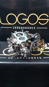 Carburador 2e Brosol Gol 89/91 Gts Motor Ap 1.8 Álcool Original