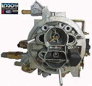 Carburador Fiat Uno 89/94 Tldf Gasolina Original Weber