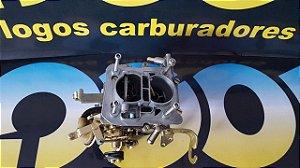 Carburador Escort Hobby 1.0 Gasolina CHt 460 Weber Original