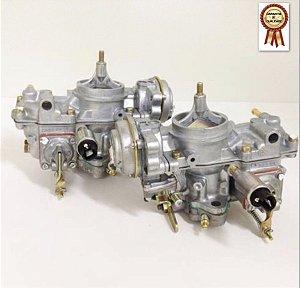 Carburador para Fusca Itamar Original Solex H32 Gasolina