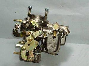 Carburador Recondicionado Fiat 190 Weber Simples a Álcool