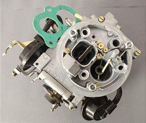 Carburador 2e Gol Voyage Saveiro Parati Santana Ap 83/95 1.8 Gasolina Original Brosol
