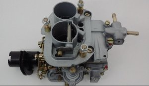 Carburador Chevette Mini Progressivo 1.6 Gasolina Original Weber