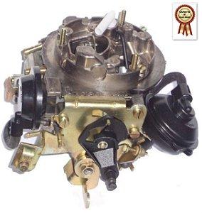 Carburador Caravan 89/91 Motor 2.5 4cc 3e Brosol Original Gasolina