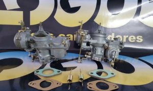 Carburador H32/34 PDSI Solex TL 73 a Gasolina Original