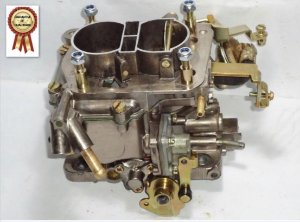 Carburador Gol 91 Motor CHT 1.6 Álcool 460 Weber Original