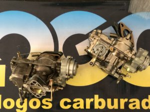 Carburador Gol Bx 1600 (Par) Álcool Original Solex