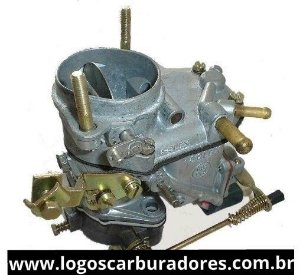 CARBURADOR RECONDICIONADO FIAT SOLEX GASOLINA 1050