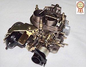 Carburador Mini Progressivo Parati 83 Motor Ap 1.6 Álcool Weber