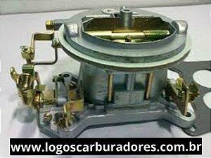 CARBURADOR RECONDICIONADO PARA MOTORES V8 Á GASOLINA