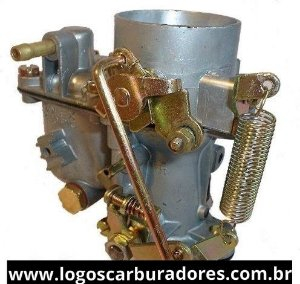 CARBURADOR RECONDICIONADO FUSCA SEDAN VW 1300/1500/1600 FUSCA
