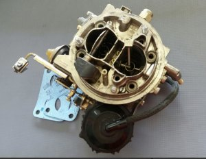 Carburador Del Rey Tldz Weber 89/91 Motor 1.8 Álcool