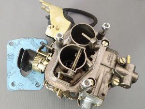 Carburador Gol 84/85 Motor Ap Mini Progressivo 1.6 Álcool Weber