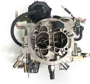 Carburador Tldf Álcool Fiorino 91/92 1.6 Álcool Original Weber