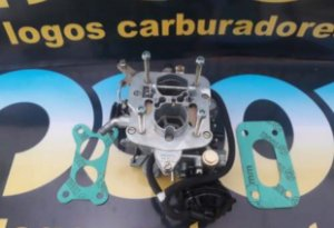 Carburador Blfa Brosol 1.6 Gasolina Pampa Original