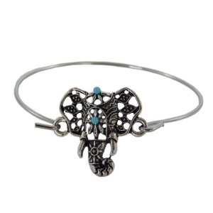 Bracelete Boho Elefante