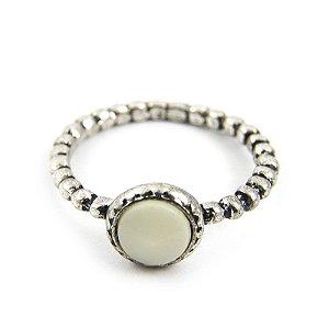 Anel Inspired Pandora - Branco