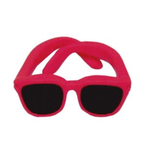 Anel ajustável óculos neon