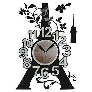 Relógio adesivo - Torre