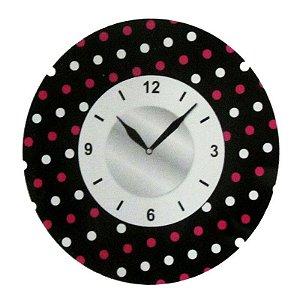 Relógio adesivo - Vinil
