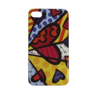 Case iPhone 4 - Romero Britto