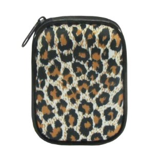 Case máquina digital animal print