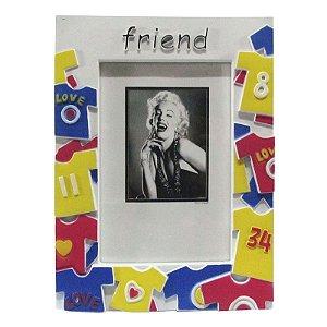 Porta Retrato - Friend
