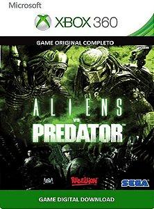 Aliens vs Predator Xbox 360 Game Midia Digital Original Xbox Live