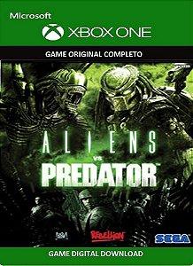 Aliens vs Predator Game Xbox One
