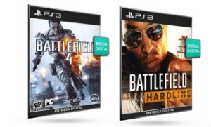 Battlefield 4 Game PS3 Digital Original PSN