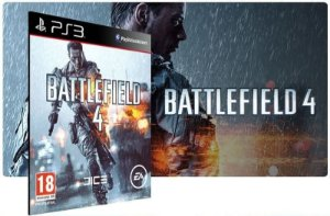 Battlefield 4 Dublado + BRINDE Game PS3 Digital PSN